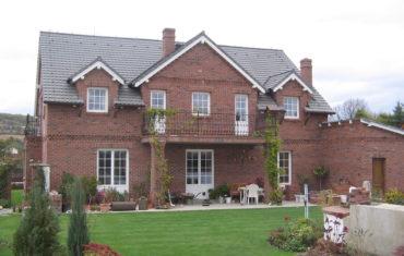 Rodinný dům Třebenice, realizace 2007