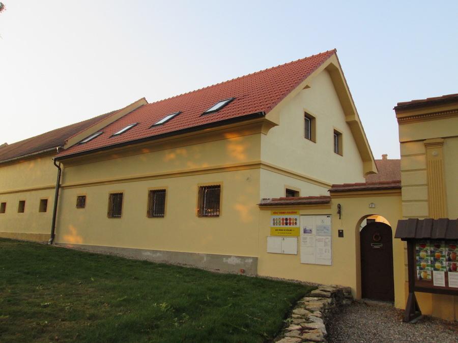 Stáčírna medu Kopeč, realizace 2016